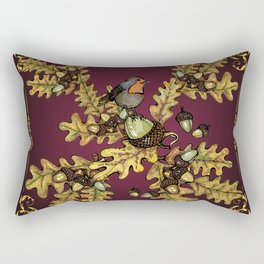 History of the autumn forest_1 Rectangular Pillow