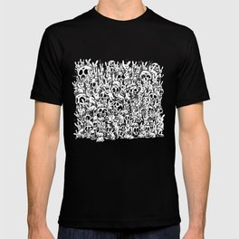 Bunnies & Skulls T-shirt