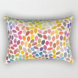 rain 17 Rectangular Pillow