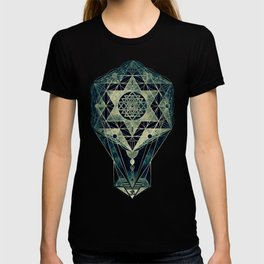 Sacred Geometry for your daily life- SRI YANTRA T-shirt