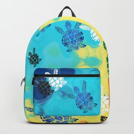 Back to the Ocean Backpack