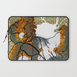 Dreams about milk  Laptop Sleeve