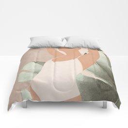 Summer Day II Comforters