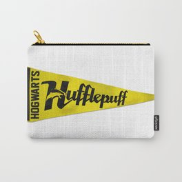 Hufflepuff 1948 Vintage Pennant Carry-All Pouch