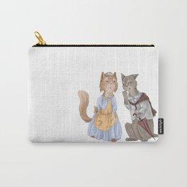 housecats gossip Carry-All Pouch