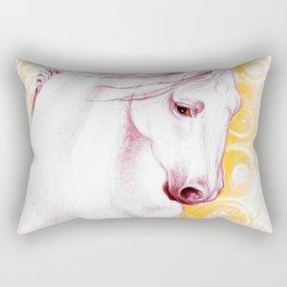 Andalusian Magic Rectangular Pillow