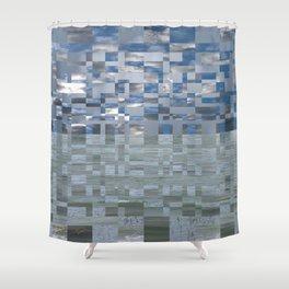 Seaskyscape 02 Shower Curtain