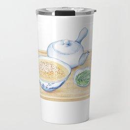 Japanese Chazuke | 茶泡饭 Travel Mug