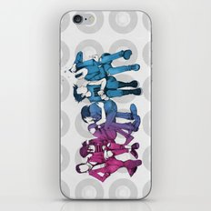 Young, Loud & Snotty iPhone & iPod Skin
