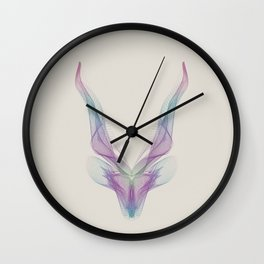 Deer Me Wall Clock