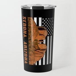 Sedona, Arizona: Cathedral Rock Travel Mug