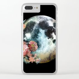 Dream Baby Clear iPhone Case