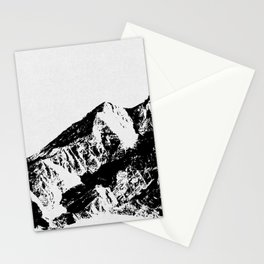 Mountains I Stationery Cards