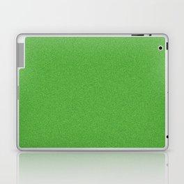 Green Glimmer Laptop & iPad Skin