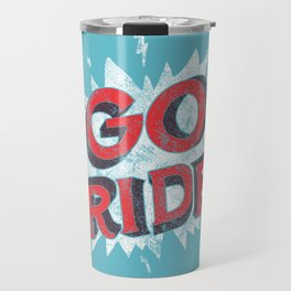 go ride Travel Mug
