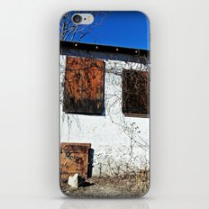 Boarded Up iPhone & iPod Skin