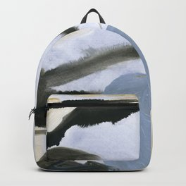 abstract and minimal 2 Backpack