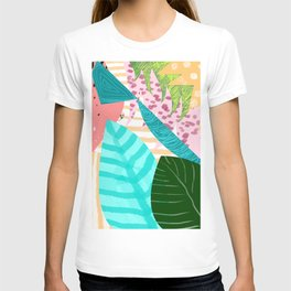 Love in leaf T-shirt