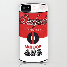 Deadpool's Can of Whoop-Ass! iPhone (5, 5s) Slim Case
