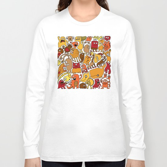 Creatures! Long Sleeve T-shirt