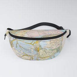 A Traveller's Heart (UK) Fanny Pack