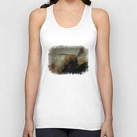 moth Tank Tops featuring MOTH by mimulux