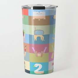 Pantless Project / Normal Mode Travel Mug