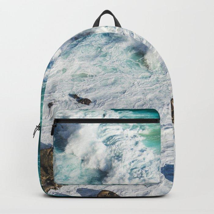 Wave Break - Ocean Shores Backpack