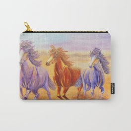 Free Spirits | Esprits Libres Carry-All Pouch