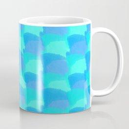Bluesy Quilt Coffee Mug