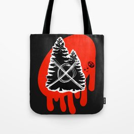 Marble Hornets Tote Bag