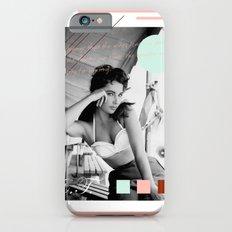 E.T. Collage iPhone 6s Slim Case