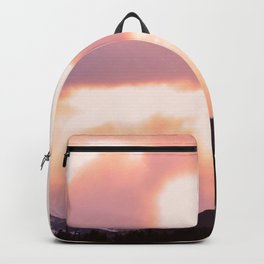 Rose Quartz Turbulence - II Backpack