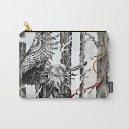 Grabbing Life Carry-All Pouch