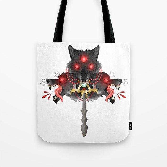 The Three Swordsman Tote Bag