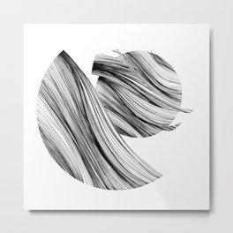 Rinse 3 Metal Print