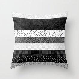 Pattern Mix Throw Pillow
