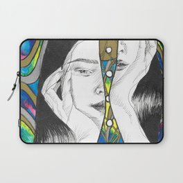 Layers of self Laptop Sleeve