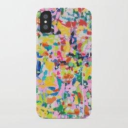 Vida Nueva iPhone Case