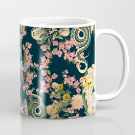 Where lizards live-Blue Coffee Mug