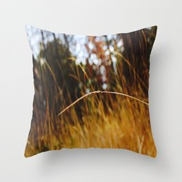 Stranded. Throw Pillow
