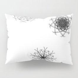 mandalas in the air Pillow Sham