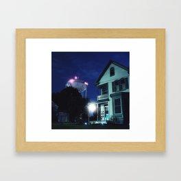 Frederick, MD Framed Art Print
