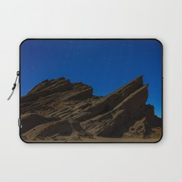 A Night Under the Stars at Vasquez Rocks Laptop Sleeve