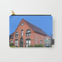 Ticonderoga Heritage Museum Carry-All Pouch