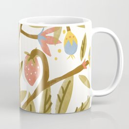 Te Odd Tree Coffee Mug