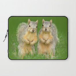 Squirrels-Brothers Laptop Sleeve