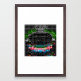 EEE Framed Art Print