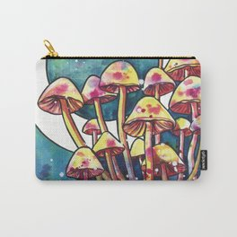 Mushroom Patch Carry-All Pouch