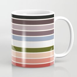 The colors of - Princess Mononoke Coffee Mug